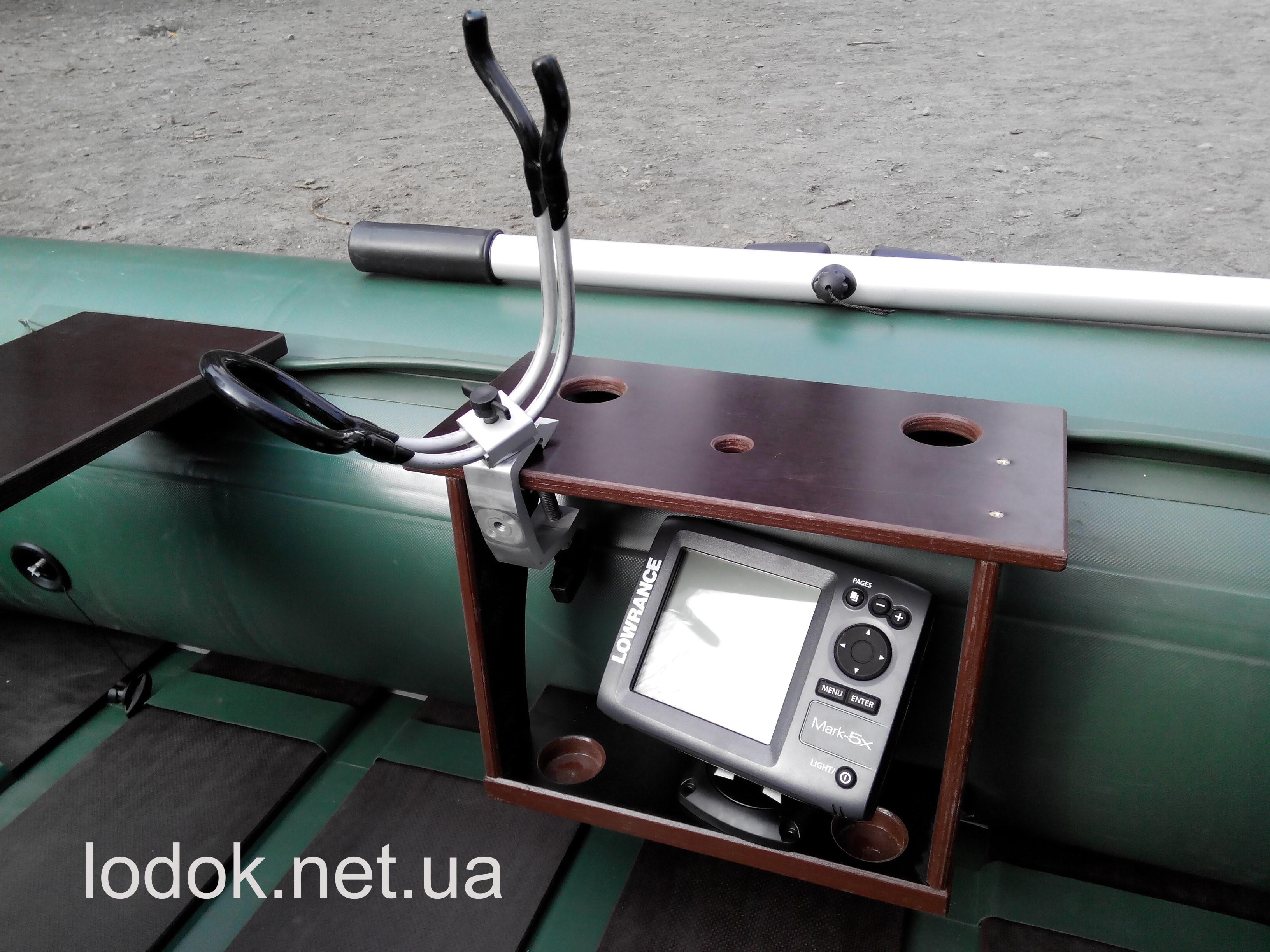 Держатель удочек на пвх лодках своими руками фото 695